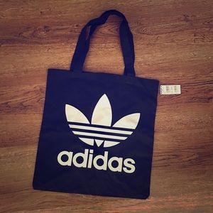 NWT Black Adidas Tote Bag 🖤